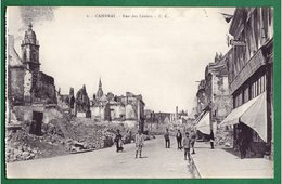 59 - CAMBRAI - Rue Des Liniers - Cambrai