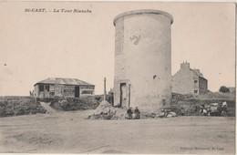 CPA 22. SAINT CAST. La Tour Blanche - Saint-Cast-le-Guildo