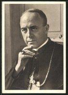 AK Freising, Portrait Von Kardinal Dr. Josef Wendel - Non Classificati