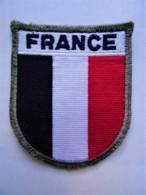 POLICE Patch France Frankreich UN / EU Missions - Polizei
