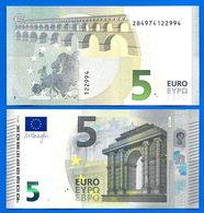 Belgique 5 Euro 2013 UNC NEUF Signature Draghi Prefix ZB Serie 006 J2 Que Prix + Port Billet Bitcoin OK - EURO