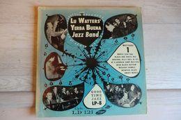 Disque 25 Cm Ou 33 Tour De -lu Watters' Yerba Buena Jazz Band - - Jazz
