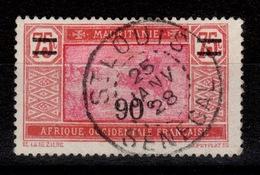 Mauritanie - YV 51 Oblitere ST LOUIS SENEGAL - Usati