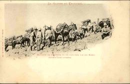 MILITARIA - Carte Postale - La Guerre Au Transvaal - Batterie De Montagne Capturé Par Les Boers - L 30306 - Andere Kriege