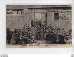 COMBLES - Cérémonie En L'honneur De La Centenaire - Février 1908 - Très Bon état - Combles