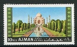 (CL 118) Ajman  ** Michel N° 180 A - Palais   Taj Mahal - - Ajman