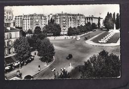 CPSM 75 - 12ème Arrondissement - Place Edouard Renard - TB PLAN CENTRE TB IMMEUBLES AUTOMOBILES 1961 - Arrondissement: 12