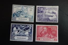 BAHAMAS Série UPU ** MNH - Bahamas (...-1973)