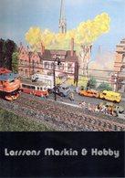 Catalogue LARSSON MASKIN & HOBBY 1985  Praline Herpa Etc - En Suédois - Other