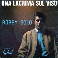 Disque De Bobby Solo - Una Lacrima Sul Viso - Festival FX 1398 M - 1964. - Sonstige - Italienische Musik