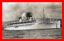 "CPSM/gf BATEAUX.  Paquebot "" Atlantic ""  Carte Photo...H655 - Piroscafi"