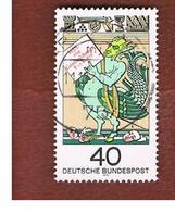 GERMANIA (GERMANY) - SG 1794  - 1976  J.J.C. VON GUMMELSHAUSEN   -  USED - [7] République Fédérale