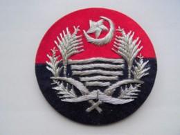 RARE POLICE Patch Pakistan - Polizei