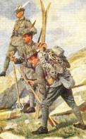 [MD3498] CPM - ESERCITO ITALIANO -  ALPINI - NV - Regiments