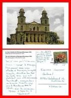 CPSM/gf MANAGUA (Nicaragua)  La Vieja Catedral De Managua...H819 - Nicaragua