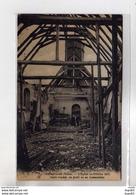 VILLEPERROT - L'Eglise En Février 1930 - Carte Vendue Au Profit De Sa Restauration - Très Bon état - Autres Communes