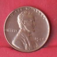 USA 1 CENTS 1946 -    KM# A132 - (Nº28974) - 1909-1958: Lincoln, Wheat Ears Reverse