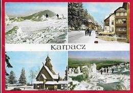 CARTOLINA NV POLONIA - KARPACZ - Panorama Vedutine - 10 X 15 - Polonia