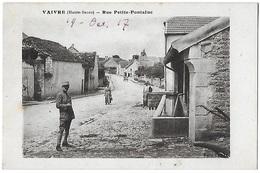 VAIVRE - Rue Petite-Fontaine [16413] - Otros Municipios