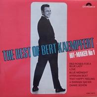 """Bert Kaempfert 33t. LP """"the Best Of"""" - Instrumental"""