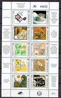 Venezuela 1992 - 500 Yrs. Discovery Of America, Sheet - Mi. 2718-27  - MNH, NEUF, Postfrisch - Venezuela