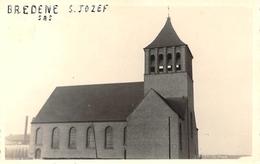 St Jozef Kerk Fotokaart  Bredene - Bredene