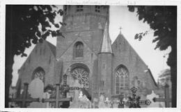 Kerk Fotokaart 1945 Klemskerke - De Haan