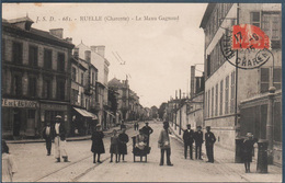 Ruelle , Le Manu Gagnaud , Animée - Other Municipalities