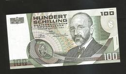 AUSTRIA / OESTERREICHISCHE NATIONALBANK - 100 SHILLING - (Wien 1984) - Austria
