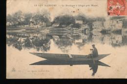 46 -- La Dordogne A Gluges Pres Martel - France