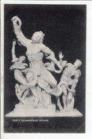 Cpa Carte Postale Ancienne  - Roma Laocoonte Museo Vaticano - Sculture