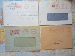 23 EMA 1970-1976 - Marcofilia (sobres)