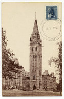 Kanada, Ottawa 1957 - Cartes-maximum (CM)