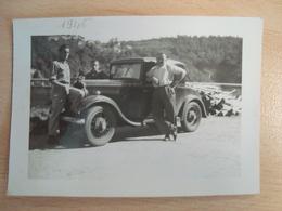 PHOTO VOITURE 1946 A DEFINIR - Cars