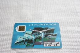 Télécarte France    F36    4ems DIMENSION FEMMES  50U  S02   LUXE - Frankrijk