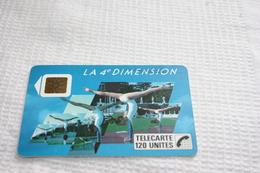Télécarte France    F37    4ems DIMENSION FEMMES  120U  S02   TBE - Frankrijk