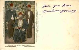 COMORES - Carte Postale - Anjouan - Le Sultan - L 30357 - Comores
