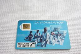 Télécarte France    F38    4ems DIMENSION HOMMES  50U  S02   LUXE - Frankrijk