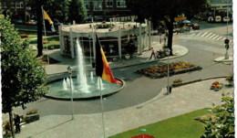 Namur Square Leopold Et Pavillon Du Syndicat D'intiative - Namur