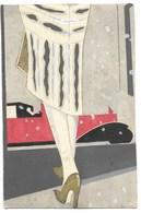 Jambes De Femme Style Art Déco... - Women