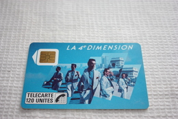 Télécarte France    F39    4ems DIMENSION HOMMES  120U  S02   LUXE - Frankrijk