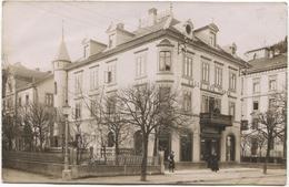 "FLEURIER NE 1910 ""Halle Aux Tissus"" Av. De La Gare 7 - NE Neuenburg"