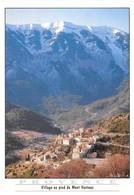 84 Brantes Au Pied Du Mont Ventoux (2 Scans) - France
