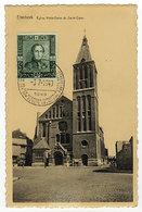 Belgien, Etterbeek - 1934-1951