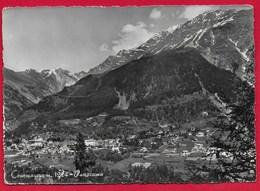 CARTOLINA VG ITALIA - COURMAYEUR (AO) - Panorama - 10 X 15 - ANN. 1958 - Altre Città