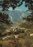 84 Le Charmant Village De Brantes Au Pied Du Mont Ventoux (2 Scans) - France