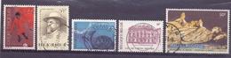 Belgie - 1981 - OBP - 2014/17 + 2020  - Gestempeld - Belgien
