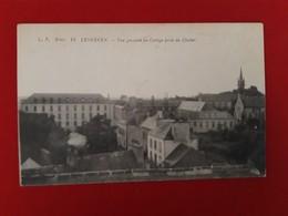 Brest LESNEVEN Vue Generale Du Collège Prise Du Clocher - Lesneven