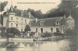 - Indre Et Loire -ref-A771- Chateau La Vallière - Environs - Chateau D El Aubonnière - Chateaux - - France