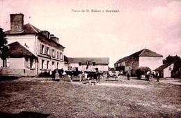 78 - SUPERBE CPA CRAVENT - FERME DE Mr ROBERT - ADHERENTE A LA SCVC - VOIR PHOTO ET NOTICE - ETAT EXC - - France